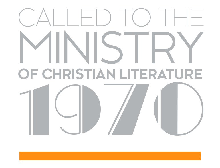 Called to the ministry of Christian Literature - 1970