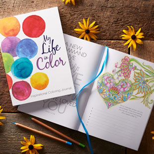 Coloring Journals