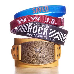 Bracelets and Wristbands
