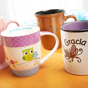 Spanish Mugs