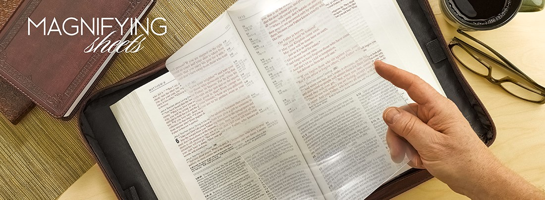 Magnifying Sheets Magnifying Glass For Books Bible