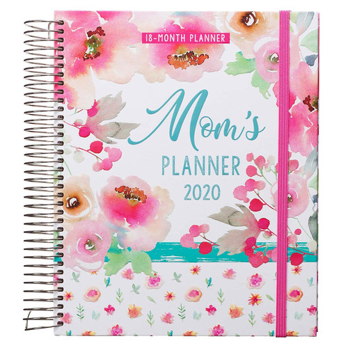 Moms 18-Month Planner for 2020