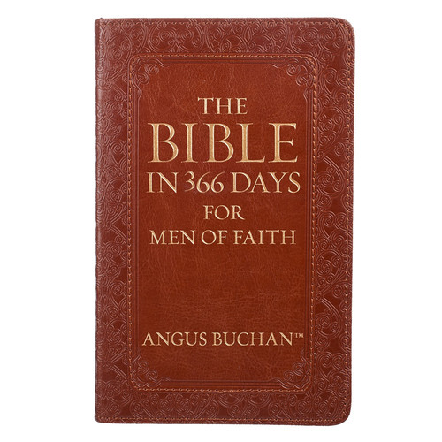 The Bible in 366 Days for Men of Faith by Angus Buchan Devotions