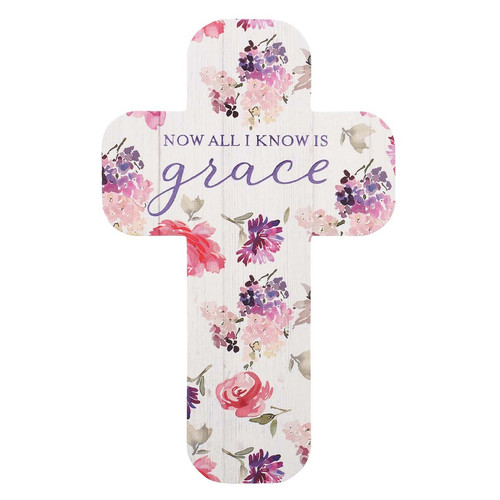 All I Know Is Grace Cross Bookmark Set