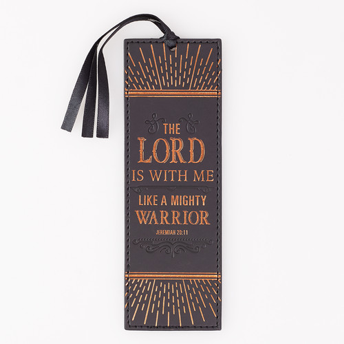 Shimmer Collection - Jeremiah 20:11 Bookmark