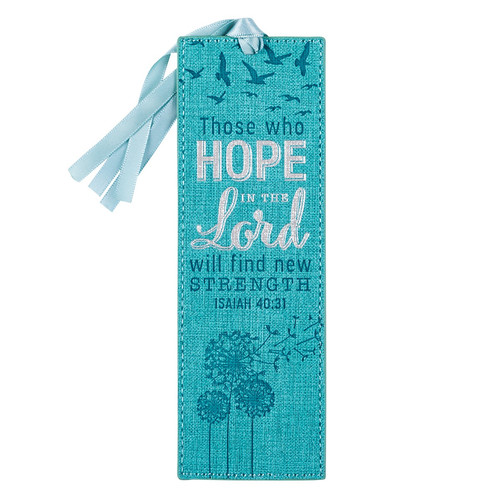 Soar Collection, Hope in the Lord - Isaiah 40:31 Bookmark