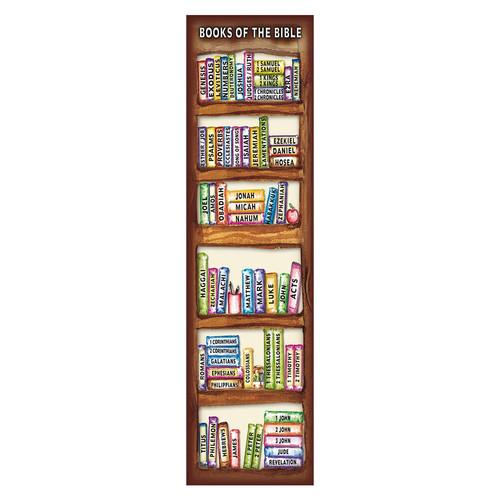 Books of the Bible Sunday School/Teachers Bookmark Set