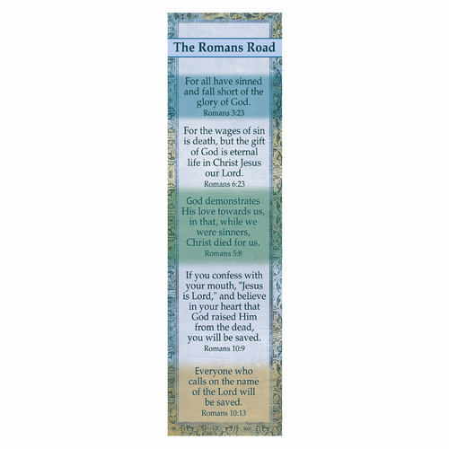 The Romans Road Bookmarks