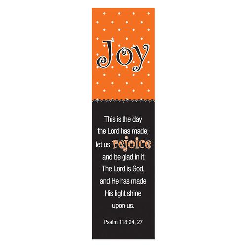 Joy - 10 pack Bookmarks