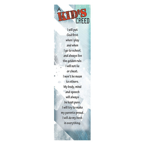 Kids Creed Bookmarks