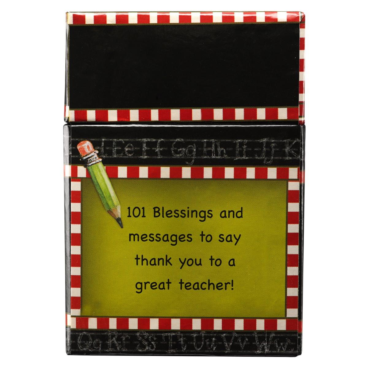 101 Blessings for my Teacher