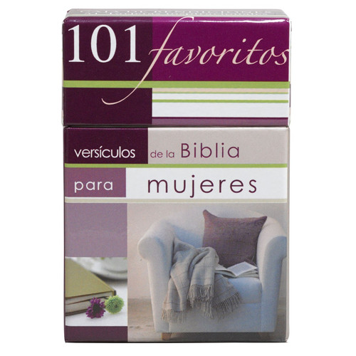 101 Versículos favoritos para mujeres