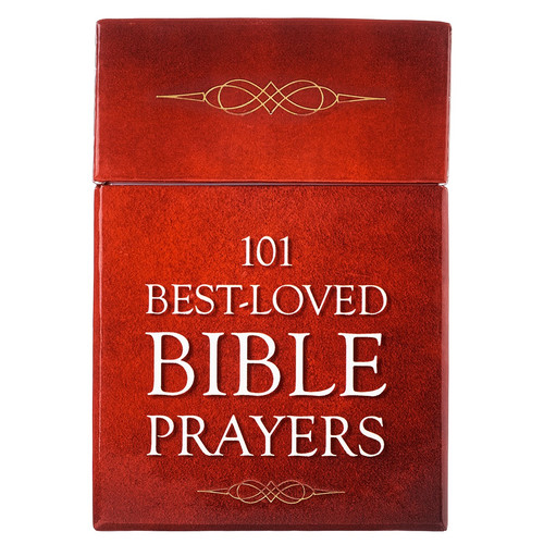 101 Best-loved Bible Prayers
