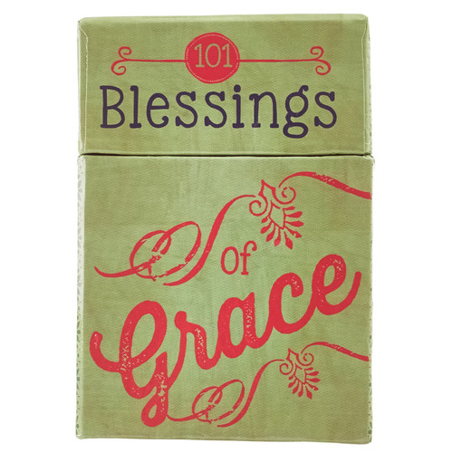 101 Blessings of Grace Box of Blessings
