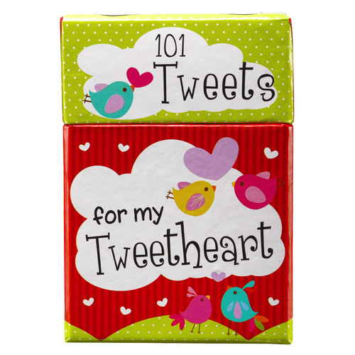 101 Tweets for my Tweetheart Box of Blessings