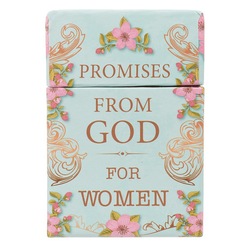 Promises for Women Box of Blessings