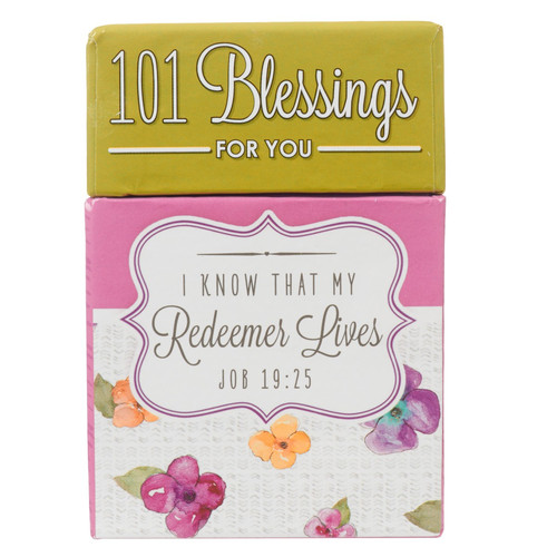101 Blessings for You Box of Blessings