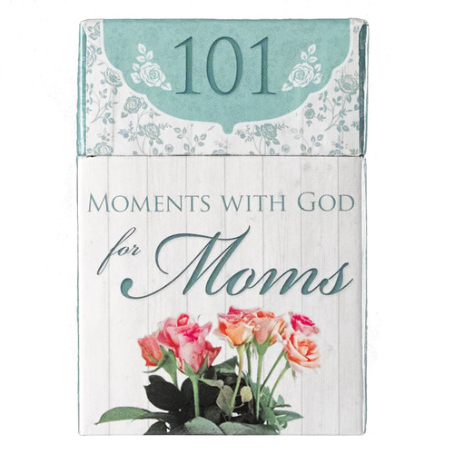 101 Moments with God for Moms Box of Blessings