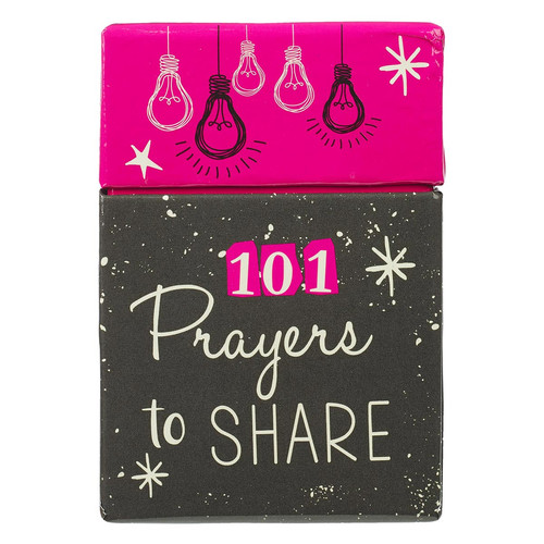 101 Prayers to Share Box of Blessings