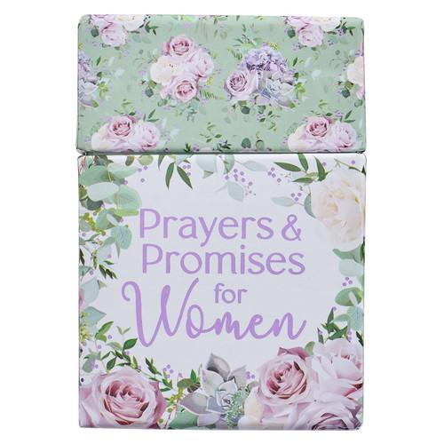 Prayers & Promises for Women Box of Blessings