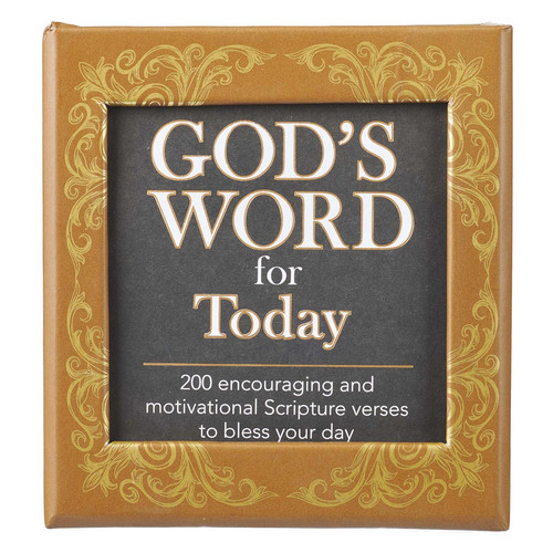 Boxed Cards Gods Word for Today