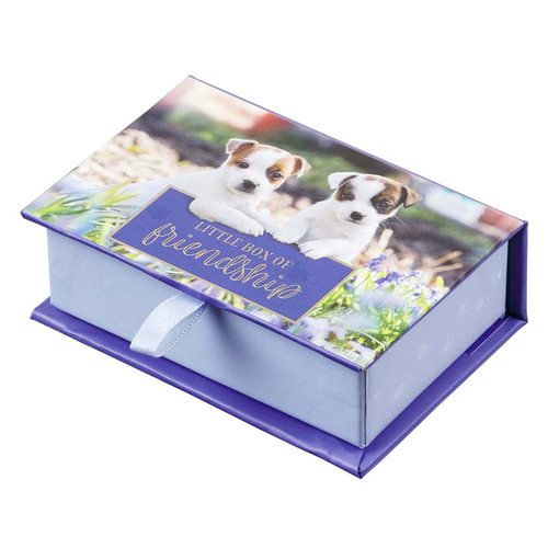 Little Box of Friendship Pass Around Cards