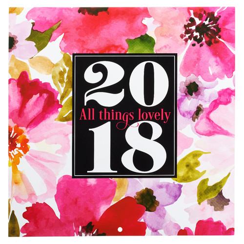 2018 Cal Lg All Things Lovely