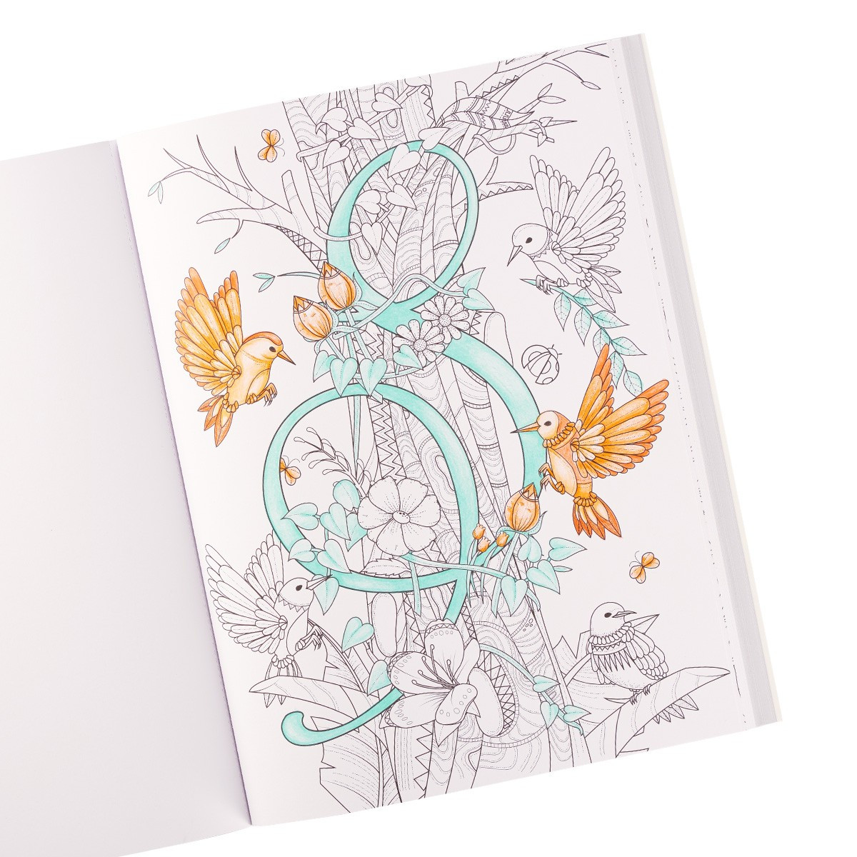 Coloring Book Letters To Live By A Z Monograms
