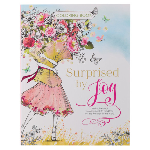 Surprised by Joy Coloring Book