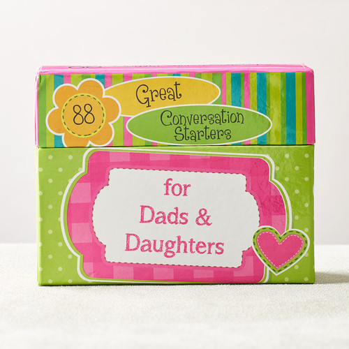Conversation Starters for Dads and Daughters