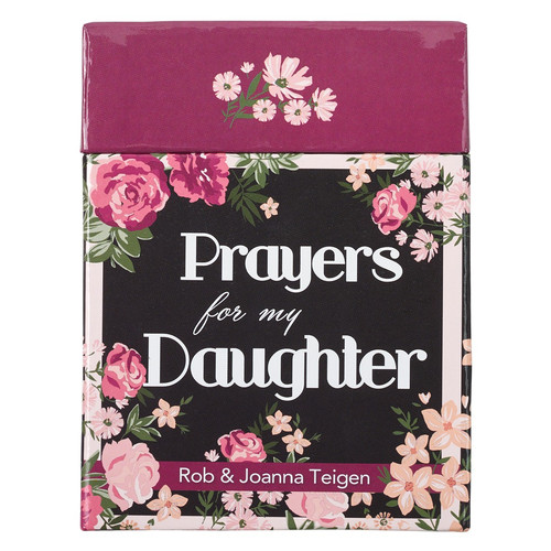 Prayers For My Daughter Boxed Card Set