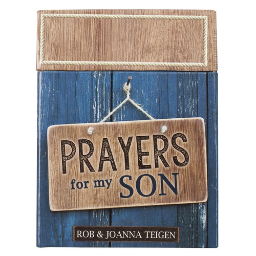Prayers For My Son Boxed Card Set
