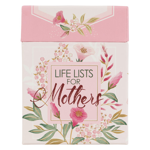 Life Lists for Mothers Boxed Card Set