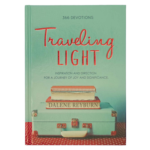 Traveling Light Hardcover Devotional