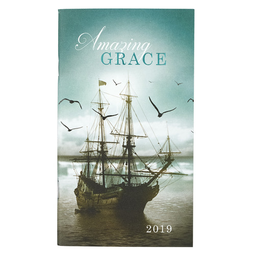 Amazing Grace 2019 Small Daily Planner