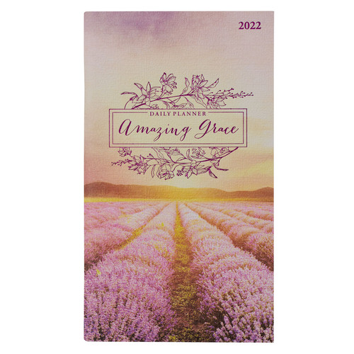 2022 Amazing Grace Small Daily Planner