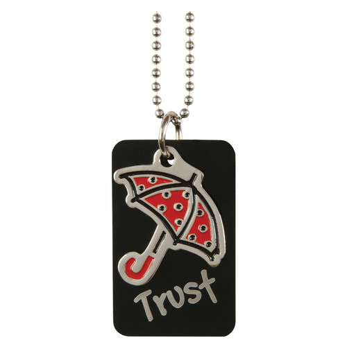 Laedee Bug: Trust Charm Necklace