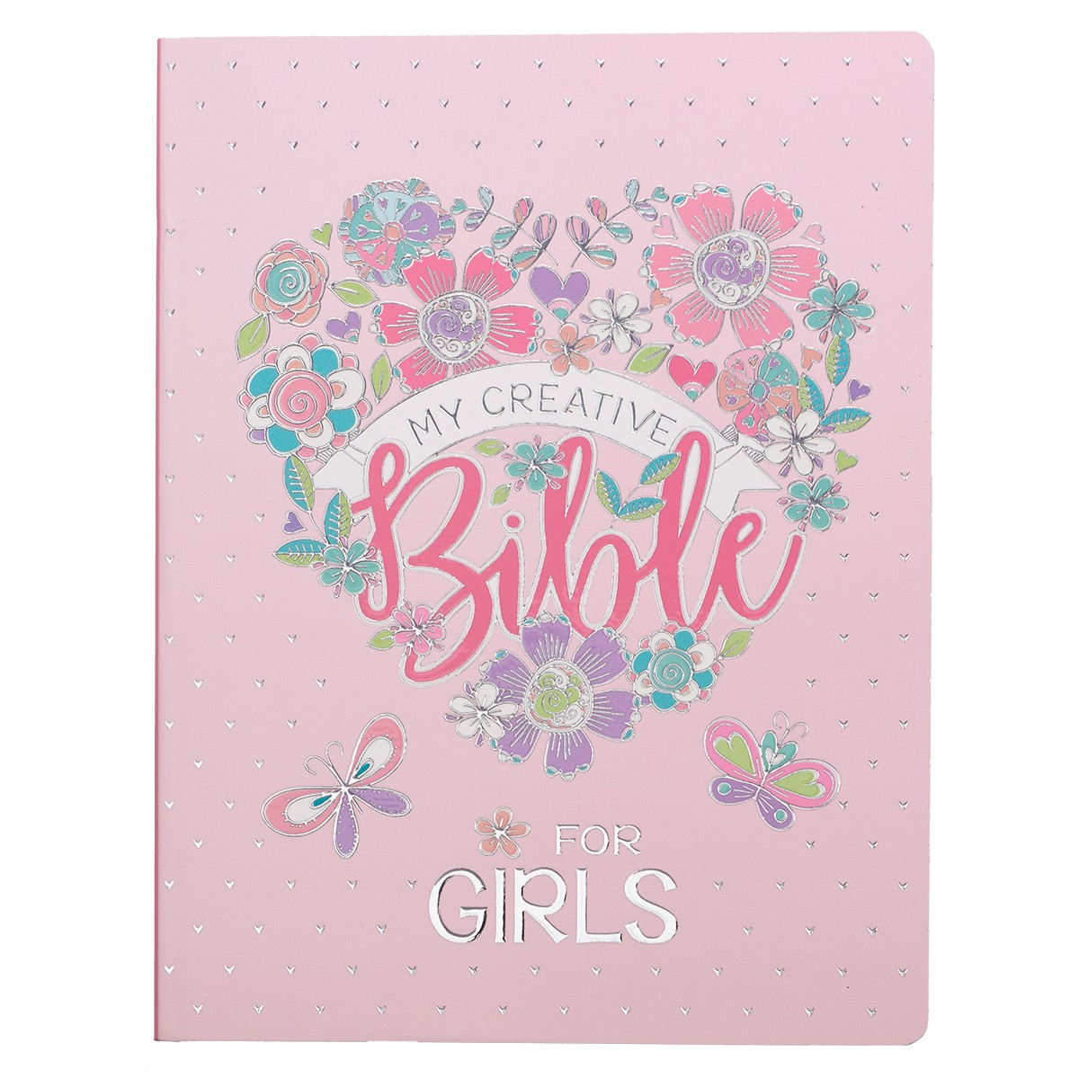 My Creative Bible For Girls Journaling Bible Esv Flexcover