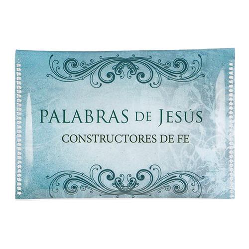 Palabras de Jesús-Constructores de fe