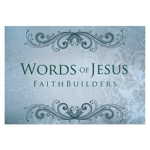 Words of Jesus Faithbuilders