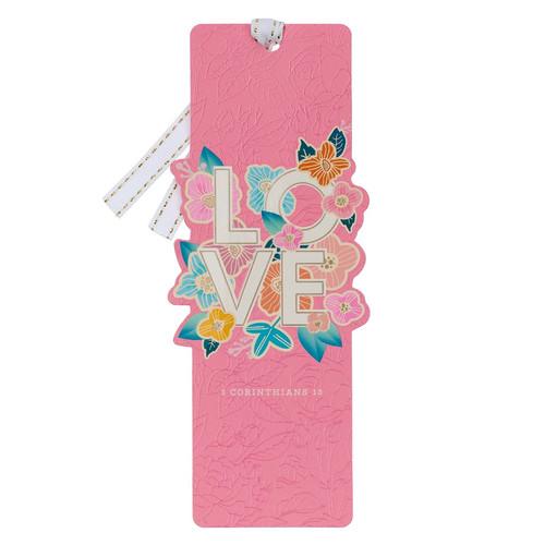 Love Premium Cardstock Bookmark - 1 Corinthians