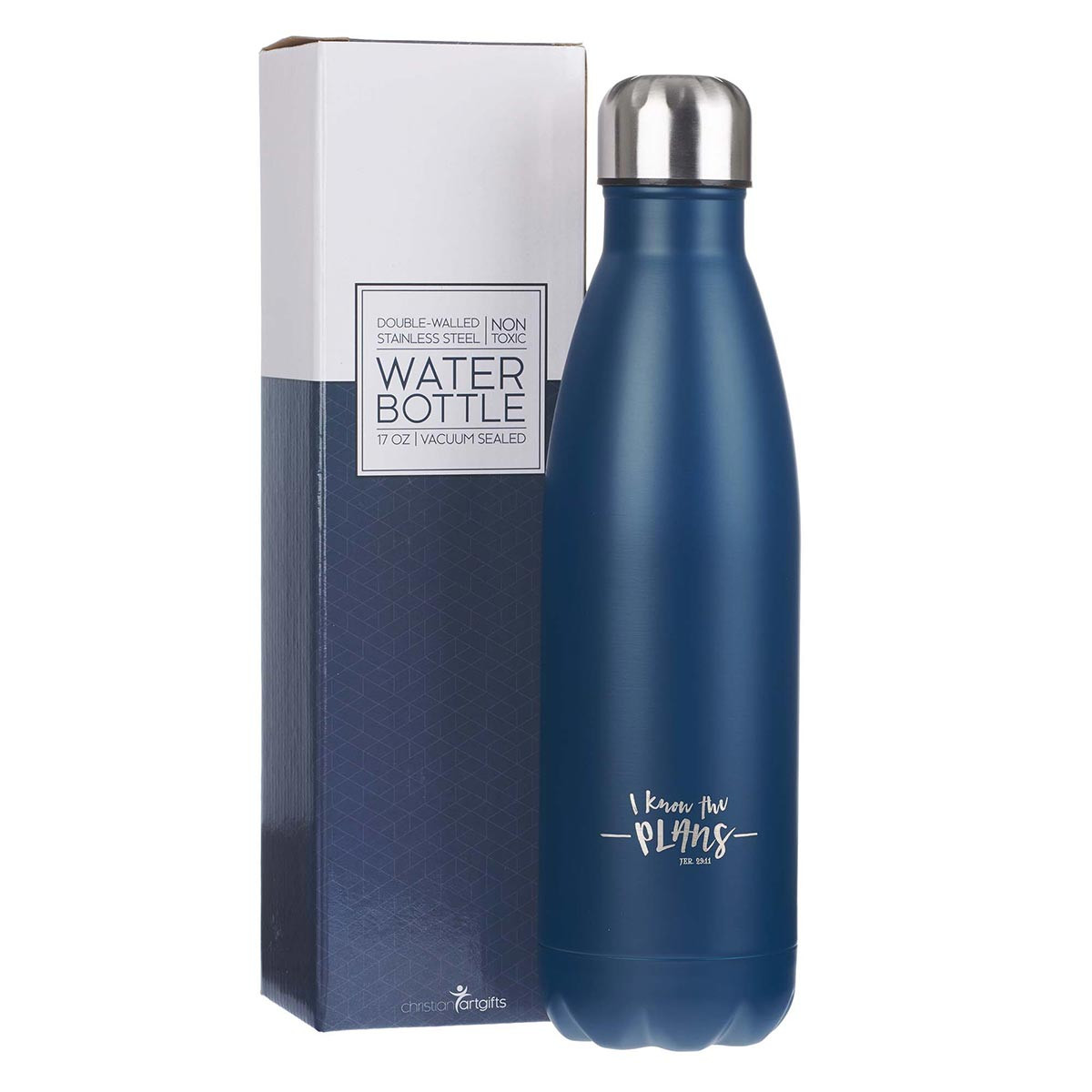 Water Bottle In Spanish: Stainless Steel Water Bottle: I Know The Plans