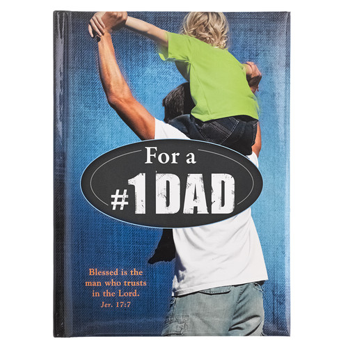 For a #1 Dad Gift Book