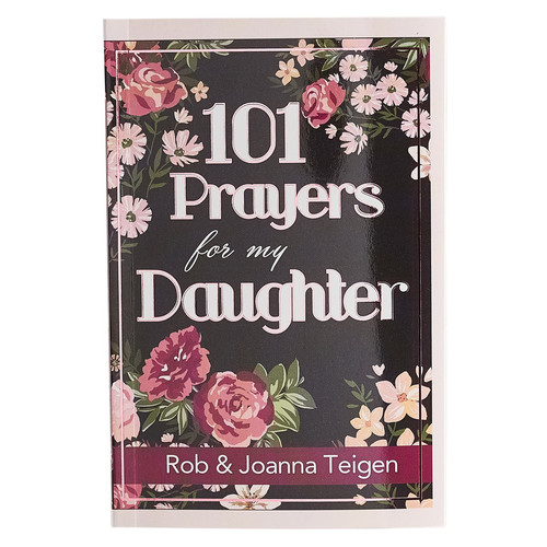 101 Prayers for My Daughter Gift Book