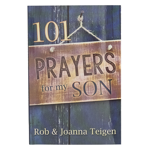 101 Prayers for My Son Gift Book