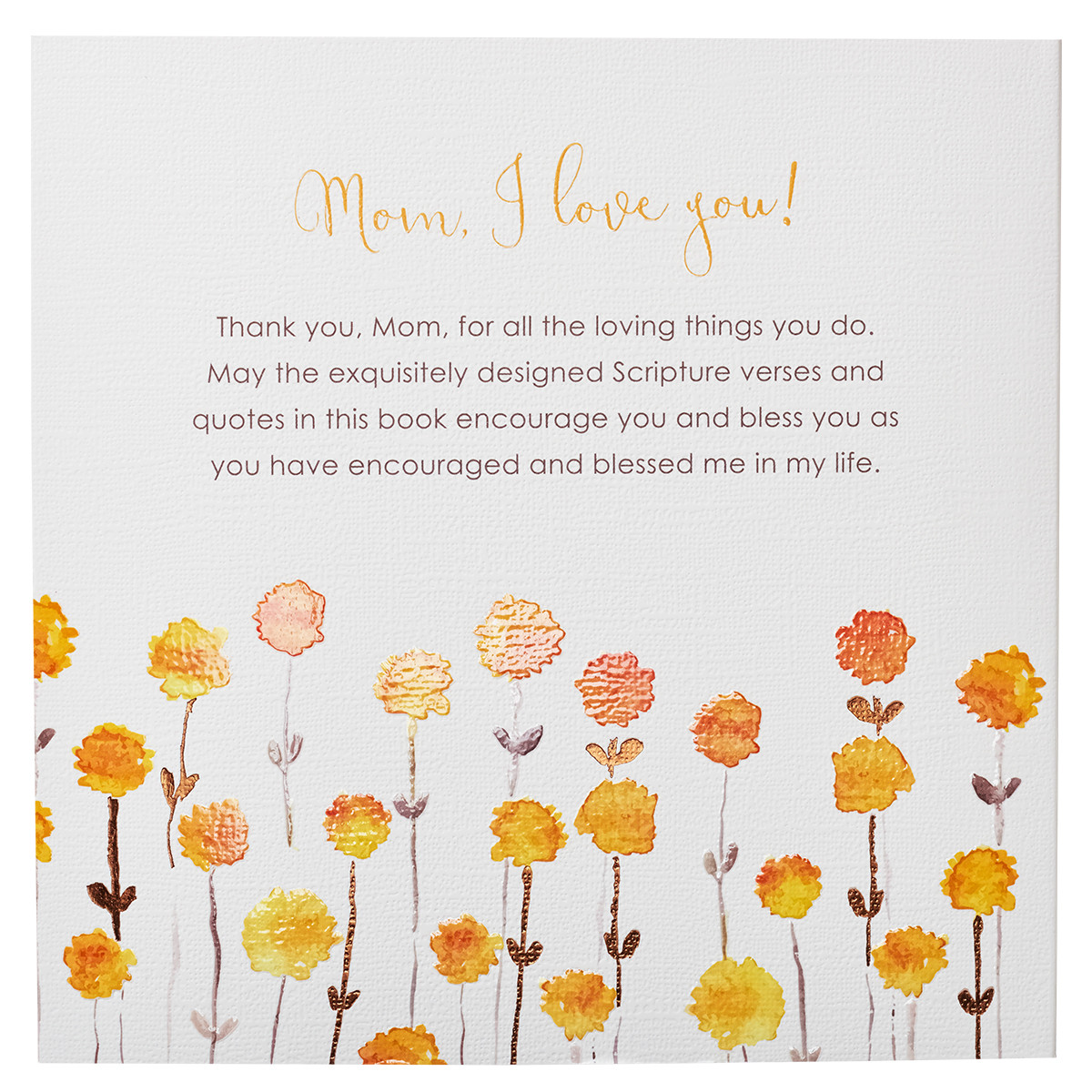 Love You Forever Book Quotes Fascinating Mom I Love You Always & Forever Gift Book  Christian Art Gifts