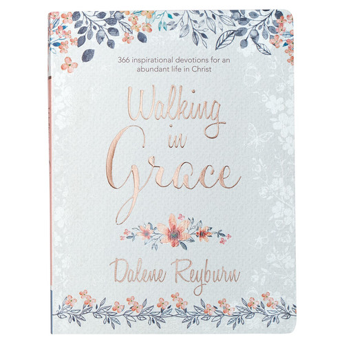 Walking in Grace Softcover Devotional
