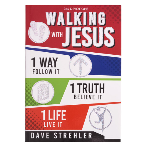 Walking with Jesus - 366 Day Youth Devotional