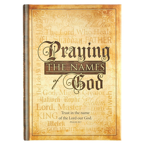 Praying the Names of God Gift Book