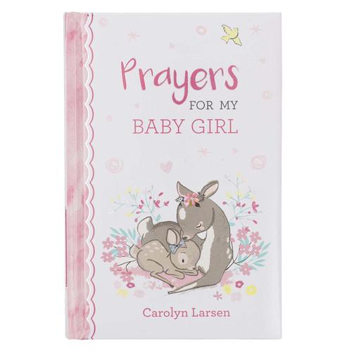 Prayers for My Baby Girl Prayer Book